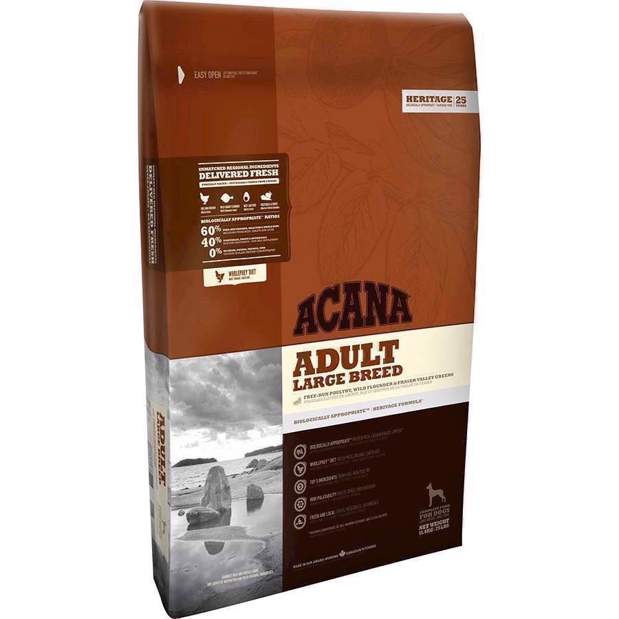 Acana Adult Large Breed Heritage,  11,4