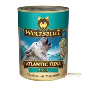 WolfsBlut Atlantic Tuna Adult dåsemad, 395 gr.