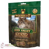 Wolfsblut Cracker - Green Valley - kornfri hundekiks