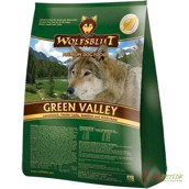 Wolfsblut Green Valley lam & fisk, 15 kg