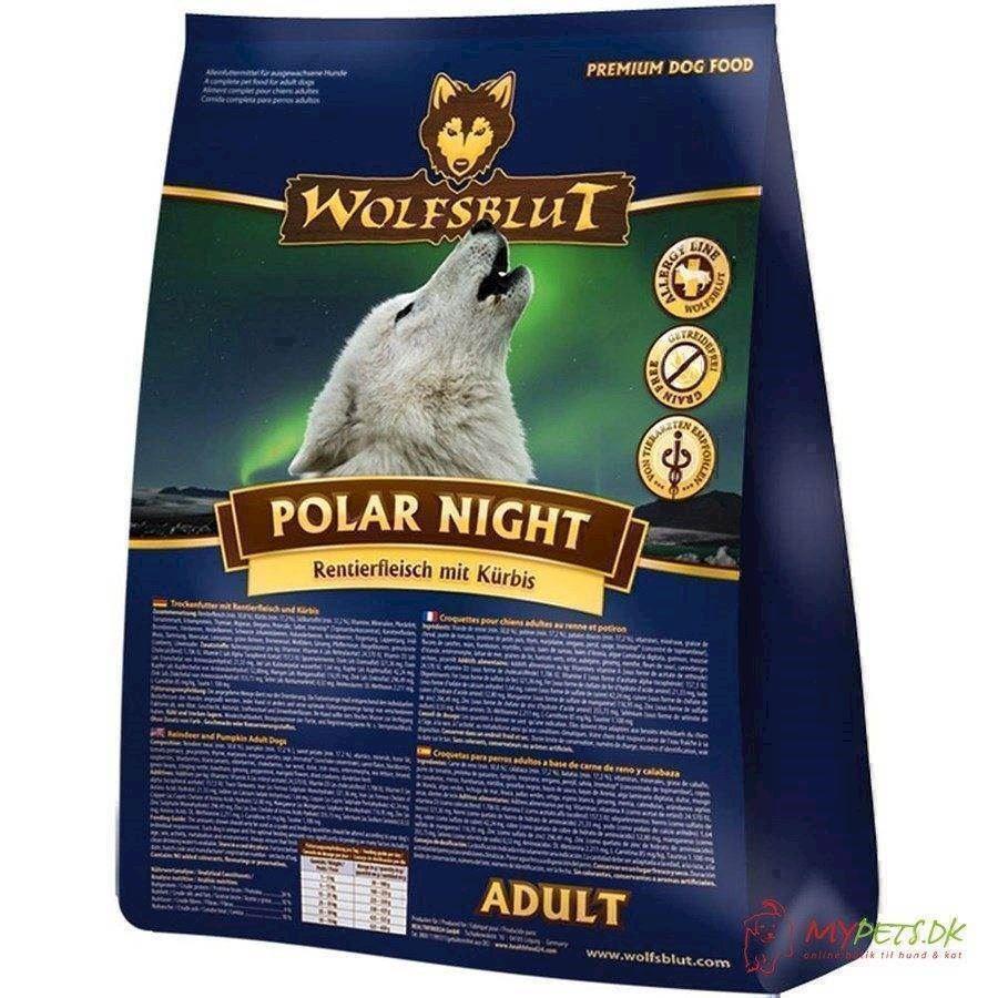 hundefoder wolfsblut polar night hundefoder 15 kg. Black Bedroom Furniture Sets. Home Design Ideas