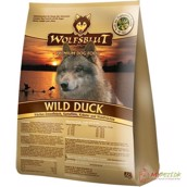 WolfsBlut Wild Duck med and, 2 kg