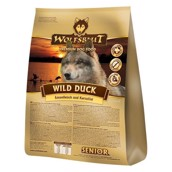 WolfsBlut Wild Duck SENIOR, med and, 15 kg