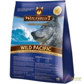 WolfsBlut Wild Pacific Adult med fisk, 2 kg