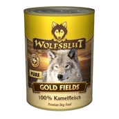 WolfsBlut Gold Fields PURE dåsemad, 395 gr.