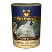 WolfsBlut Polar Night dåsemad, 395 gr.