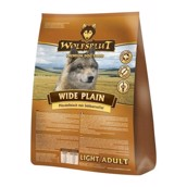 Wolfsblut Wide  Plain LIGHT Adult, med hest, 15 kg