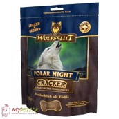 Wolfsblut Cracker - Polar Night - kornfri hundekiks